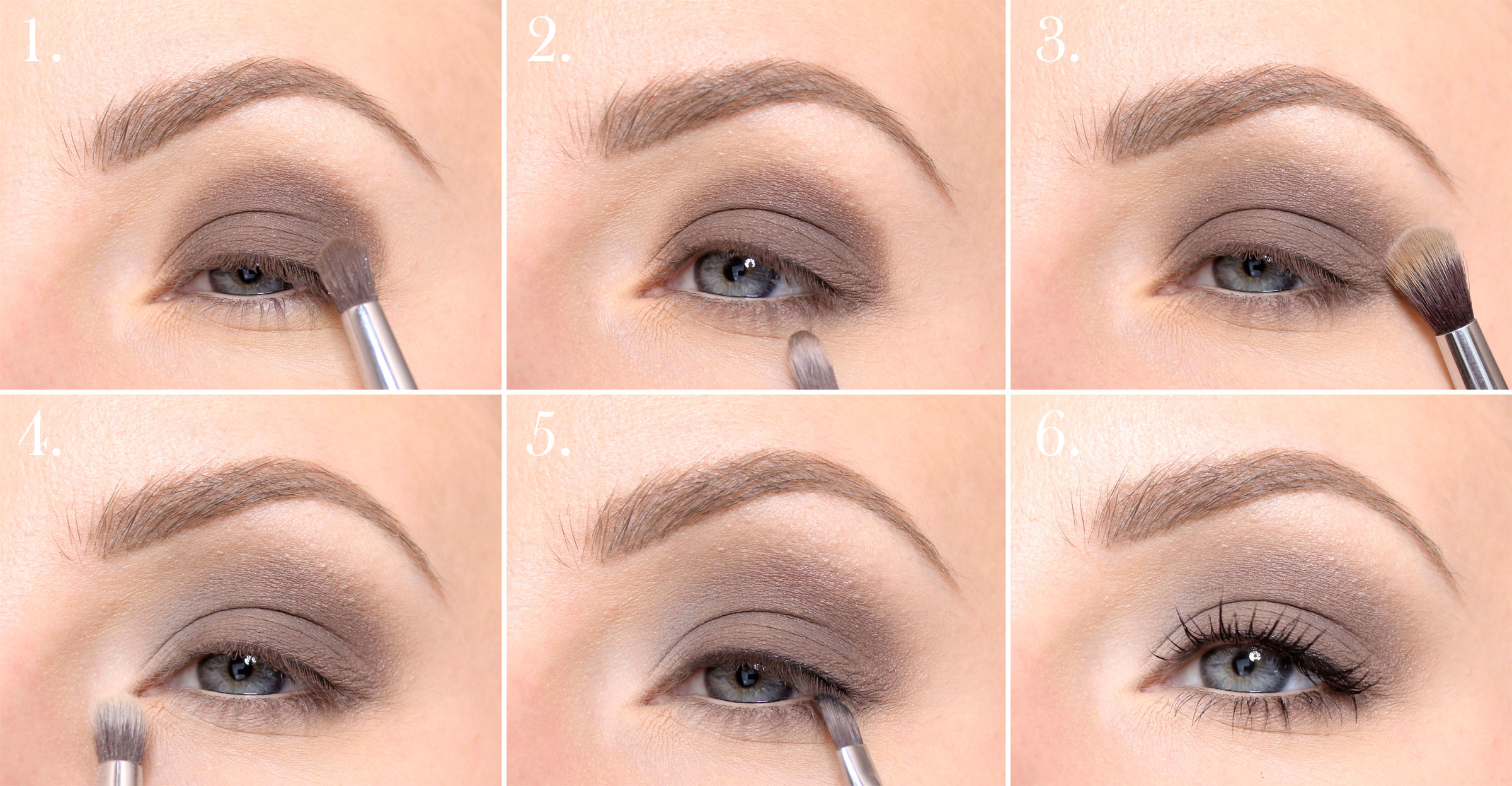 make-up for beginners step by step