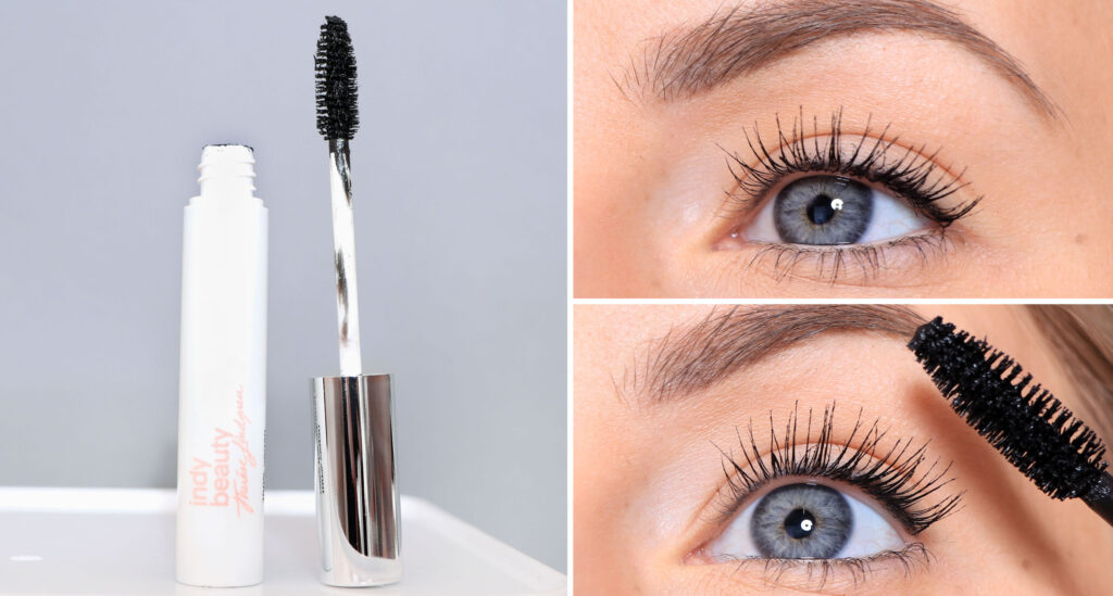 Indy Beauty - Raise The Volume! Volumising Mascara Recension