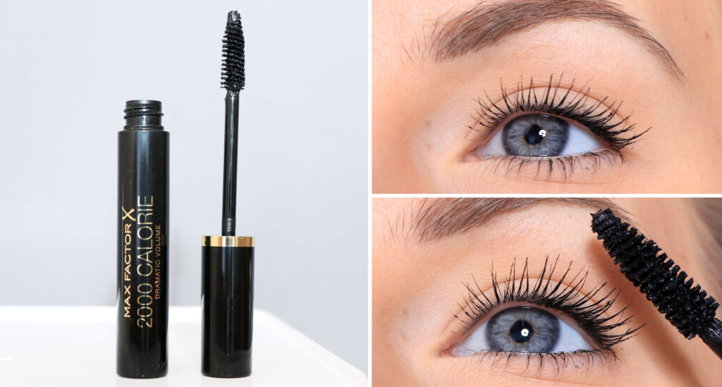 Max Factor Mascara - 2000 Calorie Mascara Dramatic Volume Review