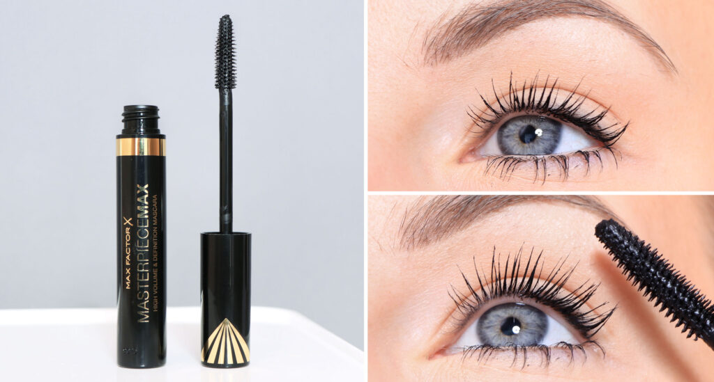 Máscara Max Factor - Masterpiece Max Mascara Review