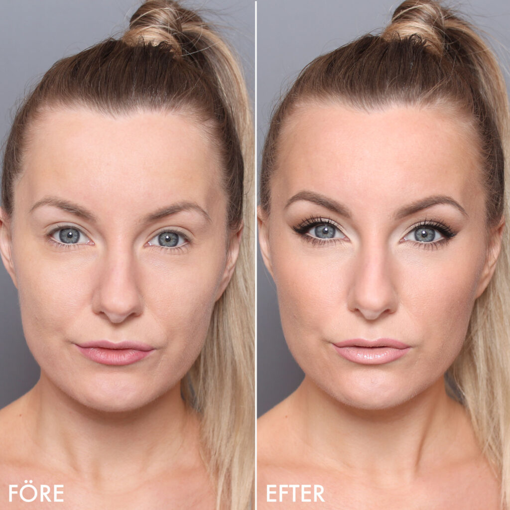 tutorial de maquillaje ariana grande antes y después