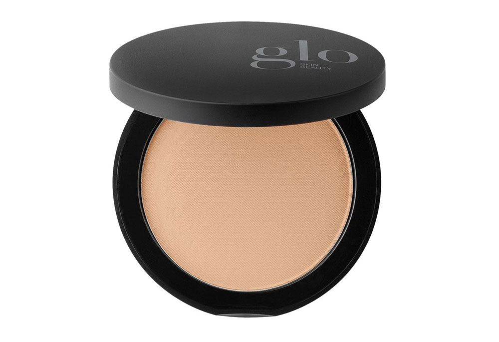 glo skin beauty pressed base review