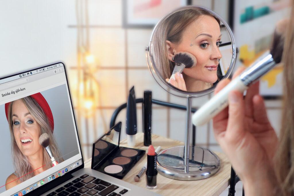 curso de maquillaje online maquillaje a distancia en sí mismo mejor curso de maquillaje