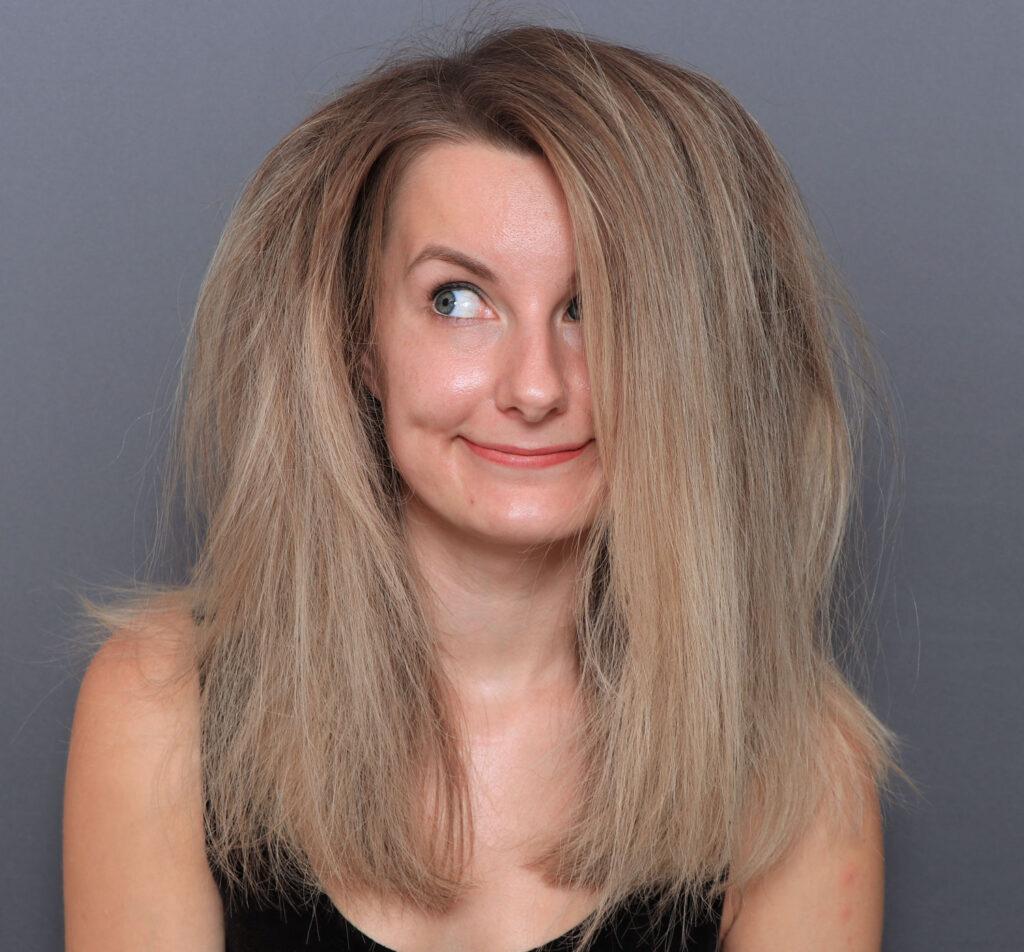 hårolja, rufsigt hår, troll, hår, tips, hårvård, matt, dassigt, livlöst, bångstyrigt, vårda håret